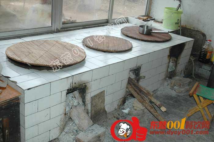 农村烧柴厨房设计图柴灶台设计图 农村省柴灶设计图片